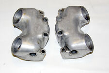 650 pre unit twin 8 stud aluminiumhead pair Rockerbox TRIUMPH 2 Kipphebelgehäuse