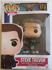 POP Heroes #173 DC Movies Wonder Woman - Steve Trevor Vinyl bobble head by Funko