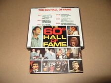 The 60s Hall Of Fame Readers Digest 6 cd Box Set 1992 cds are Ex / Nr Mint