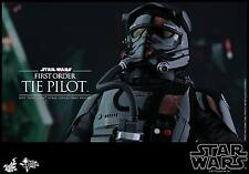 Hot Toys MMS324 Star Wars The Force Awakens First Order TIE Pilot In Stock