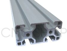 1000mm PROFILE 40 -40x80 ALUMINIUM TSLOT FRAME PROFILE EXTRUSION SYSTEM 4080 CNC