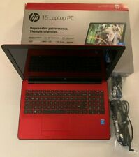 *Barely Used* HP 15 Laptop PC - HD Touchscreen, 500GB, 4GB Ram, Bluetooth, i3...