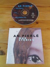 cd single An Pierlé - Mud stories
