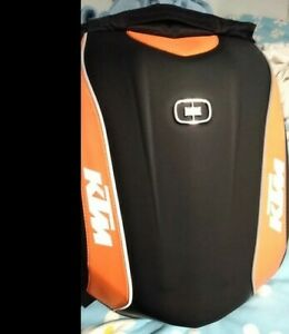 Zaino Moto logo KTM Black