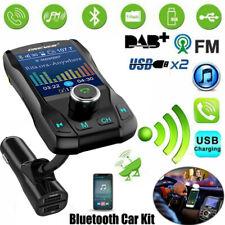 Bluetooth FM Transmitter Auto MP3 Player USB Stick KFZ AUX Freisprechanlage