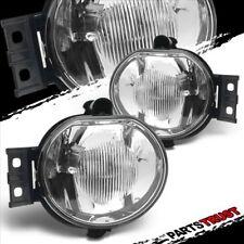 2002-2008 Dodge Ram 1500 2500 3500 /2004-2006 Dodge Durango Fog Lights Pair+Bulb