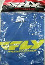FLY RACING T-Shirt (Blue) Medium 352-0241M