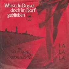 """Die Schmannewitzer Heidelerchen - Wärst Du Dussel Doch I 7"""" Vinyl Schallpla 8773"""