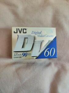 JVC Mini Digital Video Cassette Video Camcorder Tapes/Cassettes MDV60ME New - 10