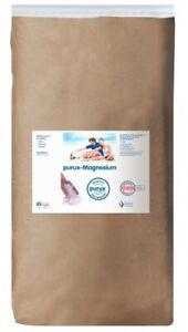 purux Magnesium - Magnesiumchlorid  25kg MgCl Kosmetikqualität