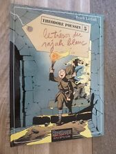 EO BD MAI 1991 / DUPUIS REPERAGE / THEODORE POUSSIN 5 LE TRESOR DU RAJAH BLANC