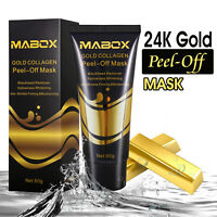 2 × Youth Power 24K Gold Peel-Off Mask The LINE is GONE! The LINE is OUT