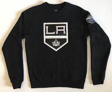 NHL Los Angeles Kings LA Men's S Small Black #8 Drew Doughty Sweatshirt