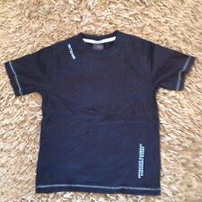 Next Black T.shirt Aged 6 Years Excellent Condition