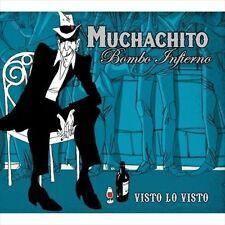 MUCHACHITO BOMBO INFIERNO - VISTO LO VISTO NEW CD
