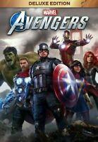 Marvel's Avengers Deluxe Edition - Steam Offline Account - Blitzversand