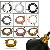 Modern  Base Screw Lamp shade Tighter Socket Ring Holder Adapter Ceiling Pendant