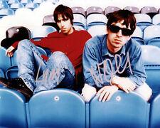 Oasis Autographed Rock Music Memorabilia