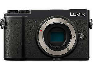 "Panasonic GX9 Body 20.3mp 3"" Digital Camera Agsbeagle"