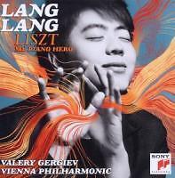 Liszt-My Piano Hero von Lang Lang,Wiener Philharmoniker,Valery Gergiev (2011) CD
