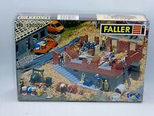 SEALED Faller #130307 HO Scale 'House Under Construction' Kit