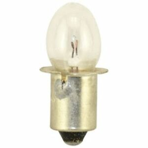 (10) REPLACEMENT BULBS FOR LUMAPRO 3BB40 2.38W 4.75V