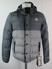 Gerry Men's Grey Cunningham Down Insulated Jacket Size L LK968