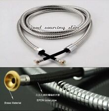 "47"" X F1/2""X F1/2"" mixing water sprayer hose for pedicure spa chair nail salon"