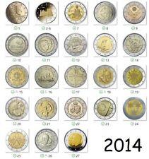 2 Euro Gedenkmünze 2014 - Alle Länder verfügbar