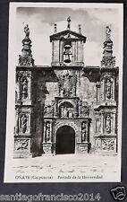 1783.-OÑATE -(Guipúzcoa) Portada de la Universidad