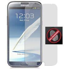 Samsung GALAXY Note 2 - Anti-Glare Screen Protector Matte Anti-Fingerprint LCD