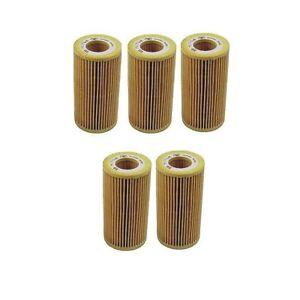 For Volvo C30 C70 S40 S60 V50 V60 2004 - 2013 5 Oil Filters MANN 8692305