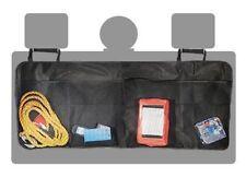 Car Boot Rear Seat Organizer 39 13/16x17 11/16in Net Bag 4 Fächer Order Urlaub