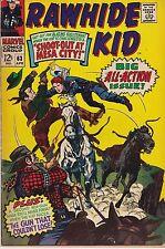 Rawhide Kid #63. VG. 1968