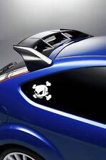 2X KEN BLOCK SKULL LOGO car stickers/decals  window Vw t4 t5