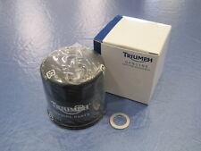 GENUINE TRIUMPH TIGER 800 OIL FILTER & SUMP PLUG WASHER  £10.64