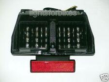 LED Rear Tailgate Light Black Ducati 748 916 996 998 Smoked Tail Light