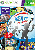 Game Party: In Motion (Microsoft Xbox 360, 2010) Brand New Sealed | Ships Fast!