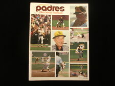 1984 San Diego Padres Yearbook