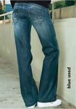 Take Two Carol F25 Jeans W27 L32 NEU Boyfriend Damen Hose Dark Used Mod.P01888