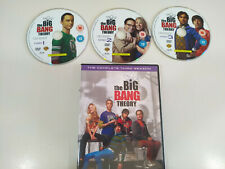 The Big Bang Theory Tercera 3 Temporada Completa - 3 x DVD Español English