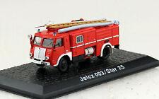 Jelcz 003 Star 25 Vitrine Feuerwehr Atlas 1:72 Modellauto