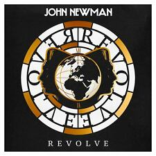 Revolve - John Newman CD Sealed ! New ! 2015 !