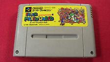 Super Mario World (Nintendo Super Famicom SNES SFC, 1990) Japan Import