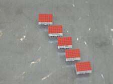 "Lot of 5 LITE ON LTP757HR LED Matrix 5X7 0.7"" HI-EFF Red Display New"