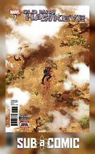 OLD MAN HAWKEYE #7 (MARVEL 2018 1st Print) COMIC