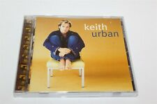 Keith Urban Self-Titled Album CD 1999 Capitol 8573806082