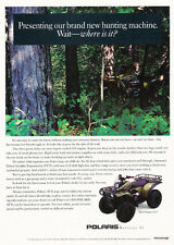 1994 Polaris Sportsman 4x4 - Original Car Advertisement Print Ad J234