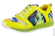 Schuhe Sneaker B.C. BEST CONNECTIONS 43 neongelb bunt NEU