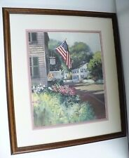 Nantucket Colors By Paul Landry With Certificate Of Authentication Fine Art